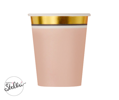 [party for stella]Pastel brights cup_BLUSH